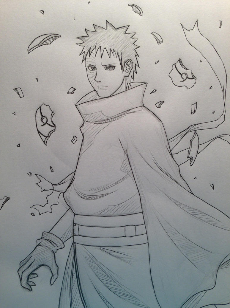 Obito by JainaNaberrie...