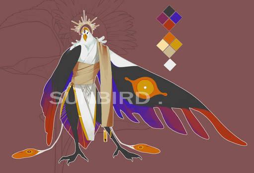 Sunbird Adoptable [OPEN]