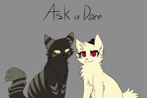 [CLOSED] Ask or Dare : Thorn and Caroline