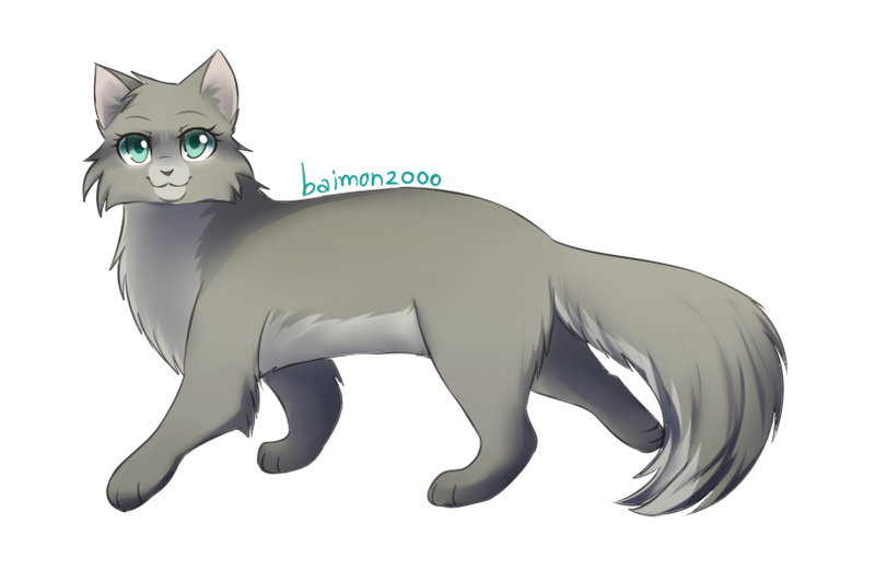 Dovewing by baimon2000