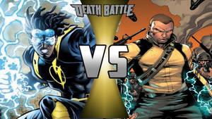 Death Battle  Static Shock vs Cole MacGrath