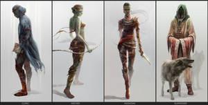 Dark Elf - Concept