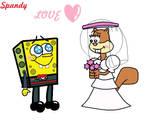 Spandy love:3