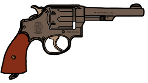 Walfas Guns: Smith and Wesson Model 10 (Remake)
