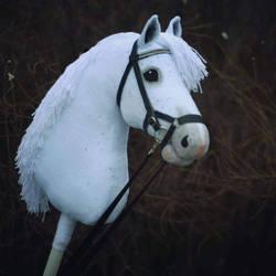 Hobbyhorse 'Santa Lucia' by Eponi-hobbyhorses
