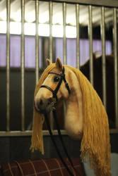 Hobbyhorse 'Anubis' by Eponi-hobbyhorses