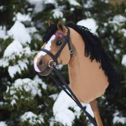 Hobbyhorse 'Mikado' by Eponi-hobbyhorses
