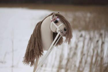 Hobbyhorse 'Primrose' by Eponi-hobbyhorses