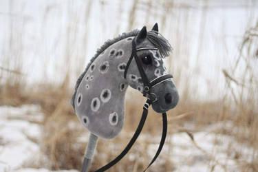 Hobbyhorse 'Agate' by Eponi-hobbyhorses