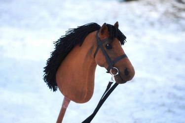Hobbyhorse 'Filip' by Eponi-hobbyhorses