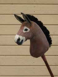 Hobbydonkey 'Molly' by Eponi-hobbyhorses