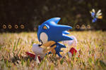 Green Hill Zone Sonic the Hedgehog