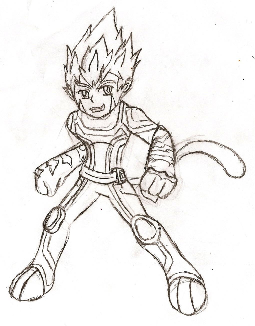Odd Sketch by NeonNeoz