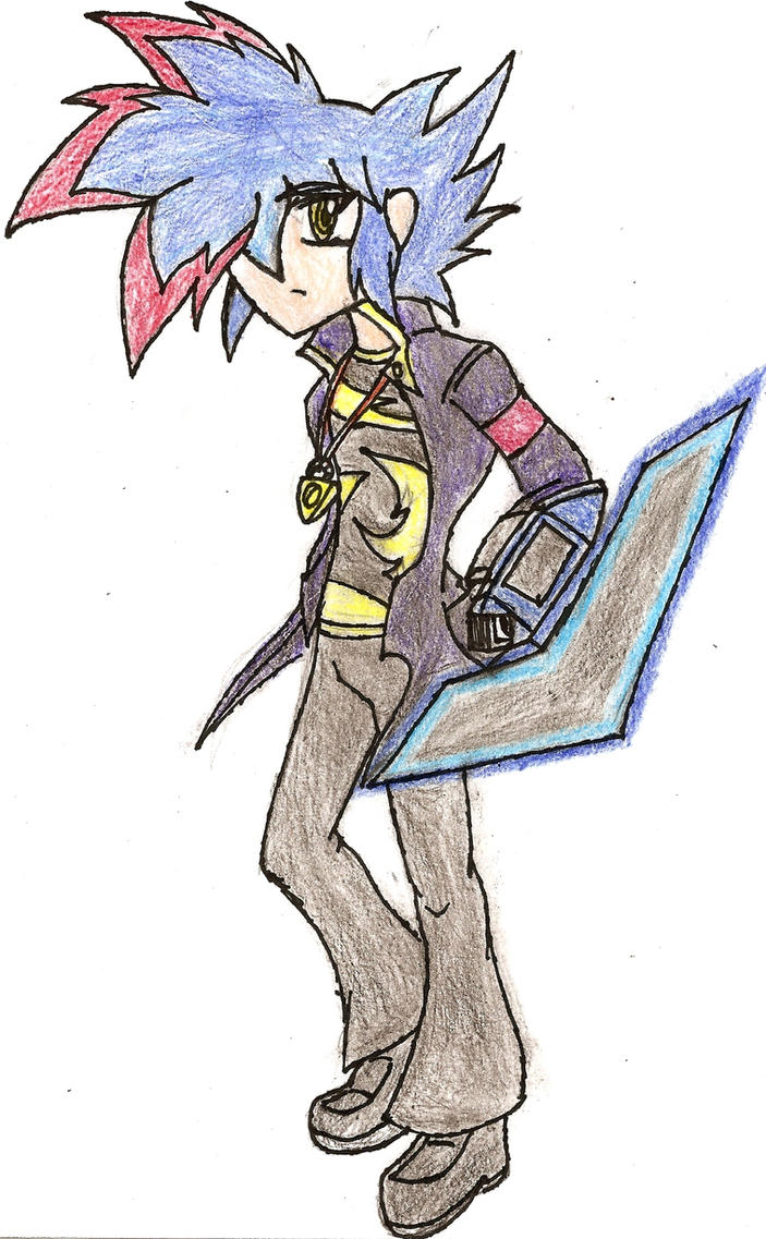 Arc-V OC: Mission Survival by NeonNeoz