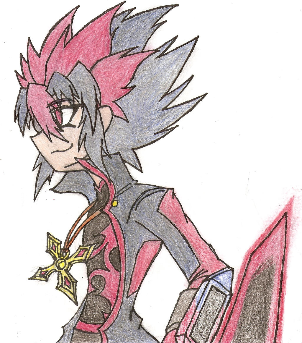Arc-V OC: Duelist of Timeless Possibilities by NeonNeoz