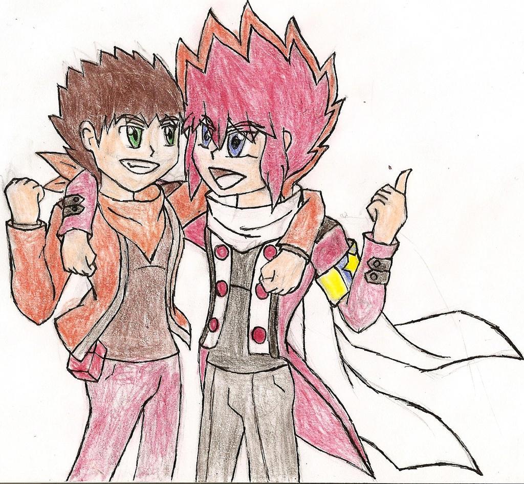 HERO Bro's by NeonNeoz