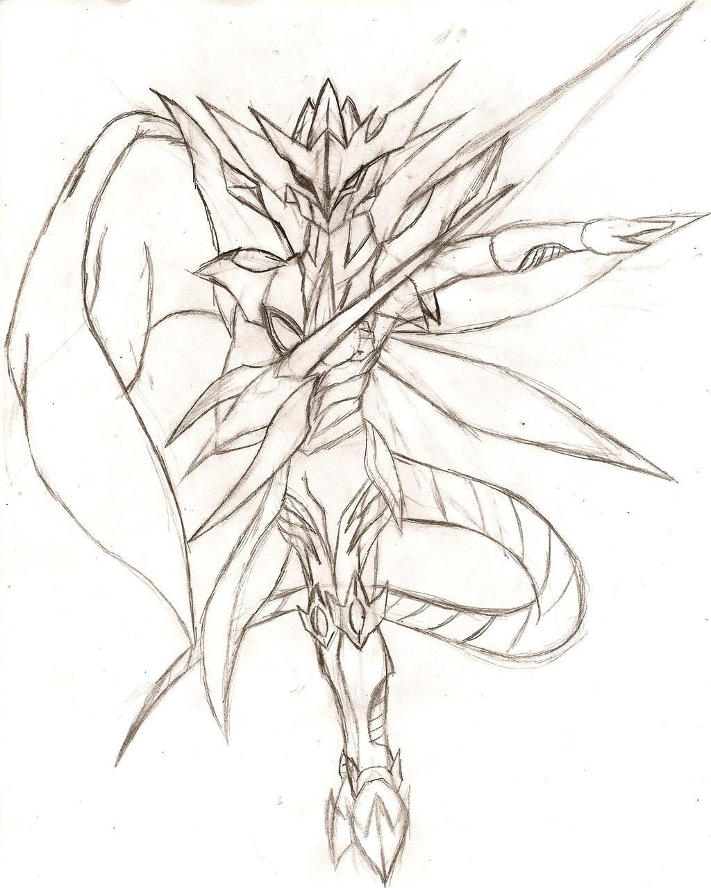 Starlight Rinascita Dragon by NeonNeoz