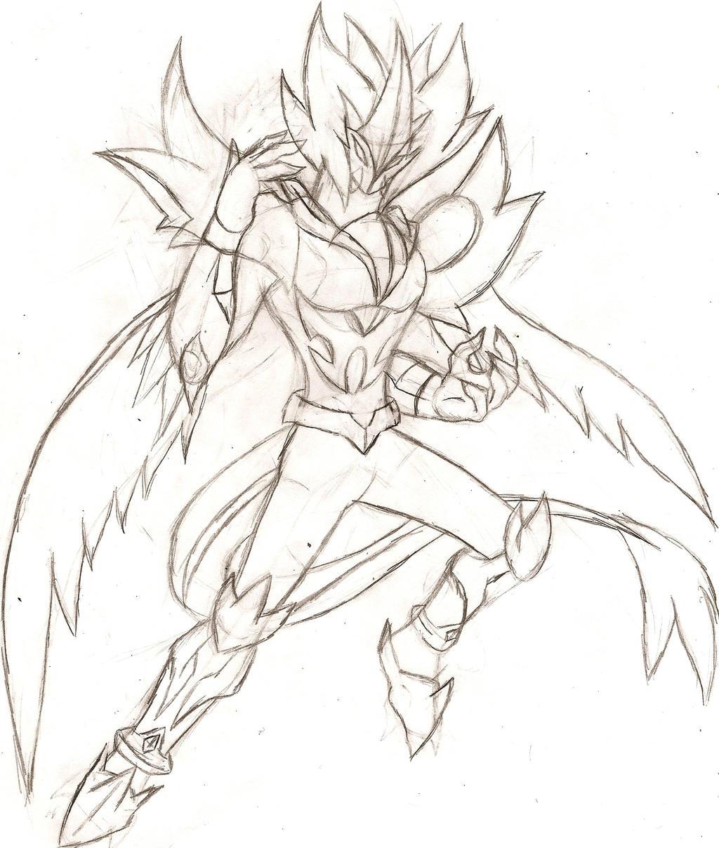 Elemental HERO Neo Burst Phoenix Dragon by NeonNeoz