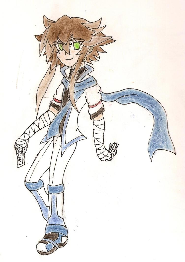 AT #1: Yuuka by NeonNeoz
