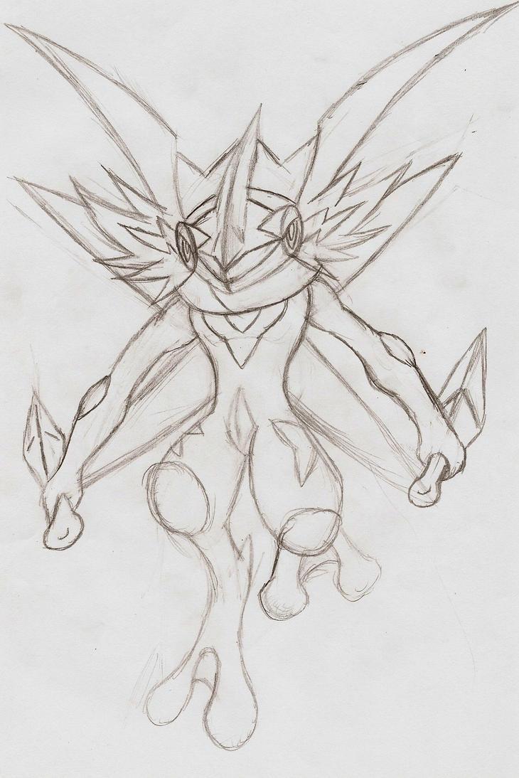 Ash-Greninja: CUT! by NeonNeoz