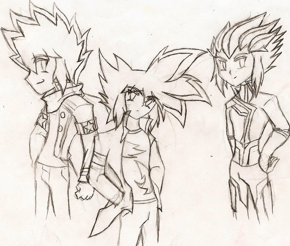 Arc-V: Before they appeared by NeonNeoz