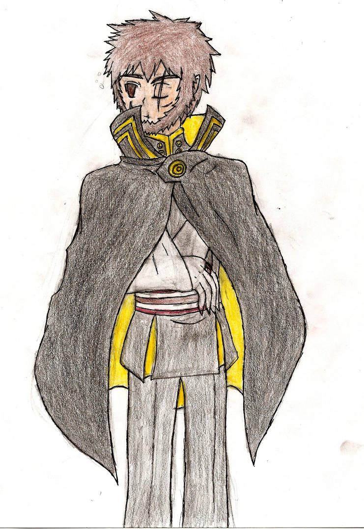 Owari no Seraph OC: The Gentle Demon by NeonNeoz