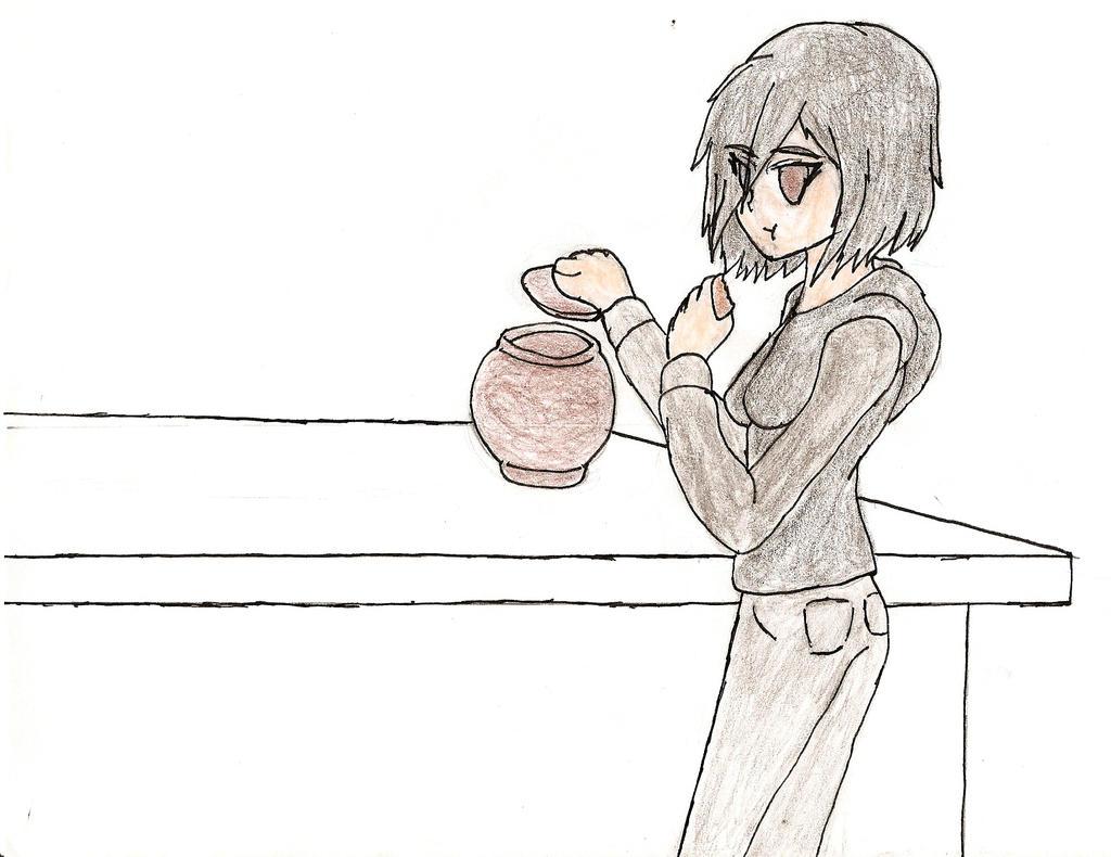 X-Mas Rqst 3: Cookie thief~? by NeonNeoz