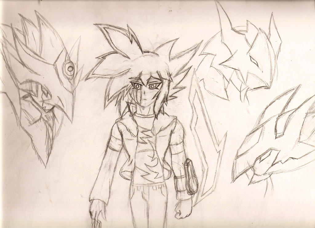 Arc-V Oc: Rage of Resistance by NeonNeoz