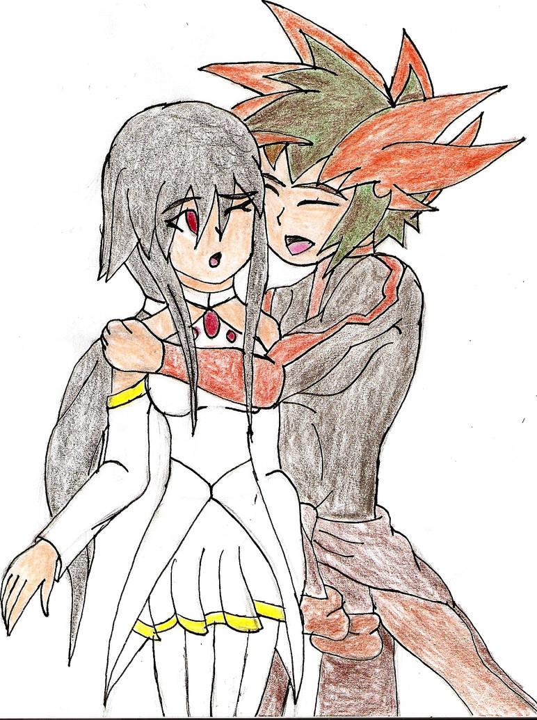 Zexal: Hugs~! by NeonNeoz