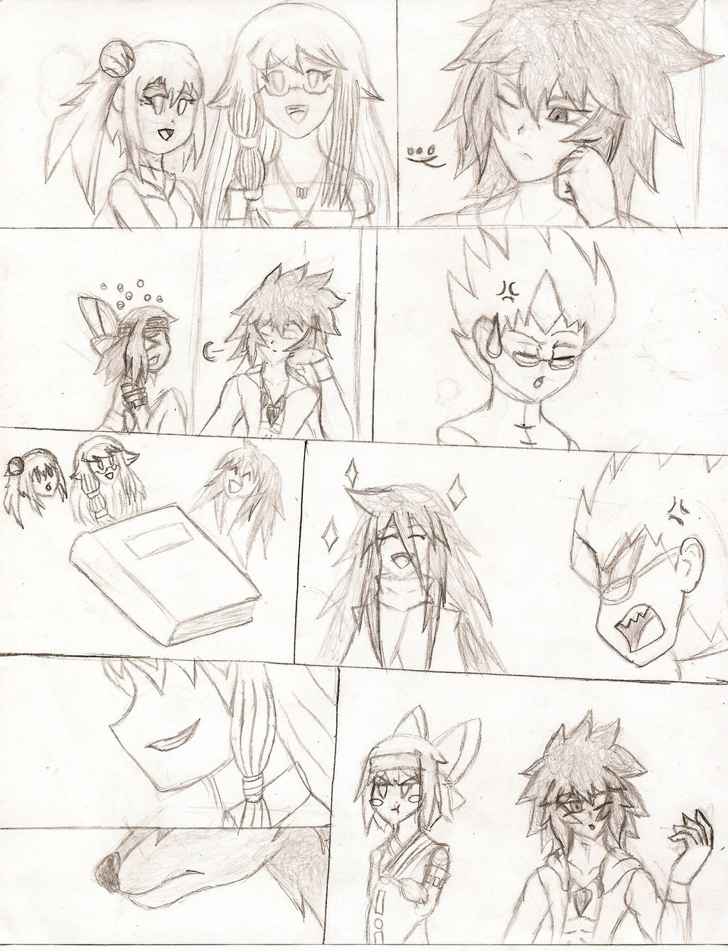 Arc-V: The Name of the Kings Trusted Friend by NeonNeoz