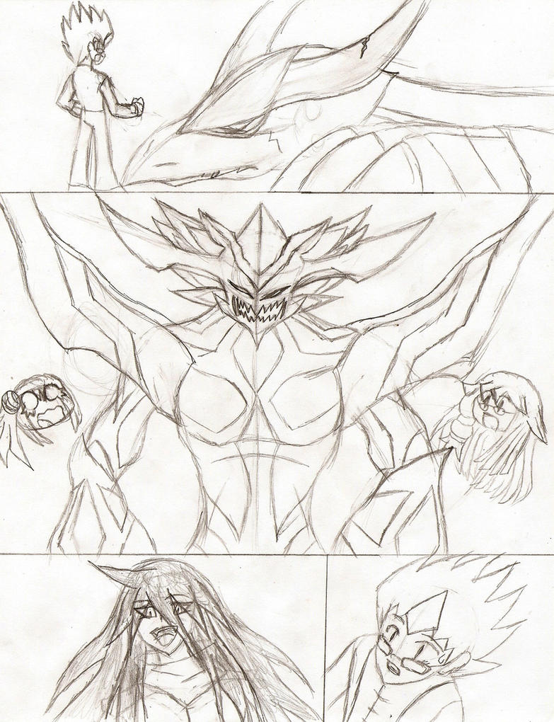 Arc-V: Battle with the Demon King by NeonNeoz