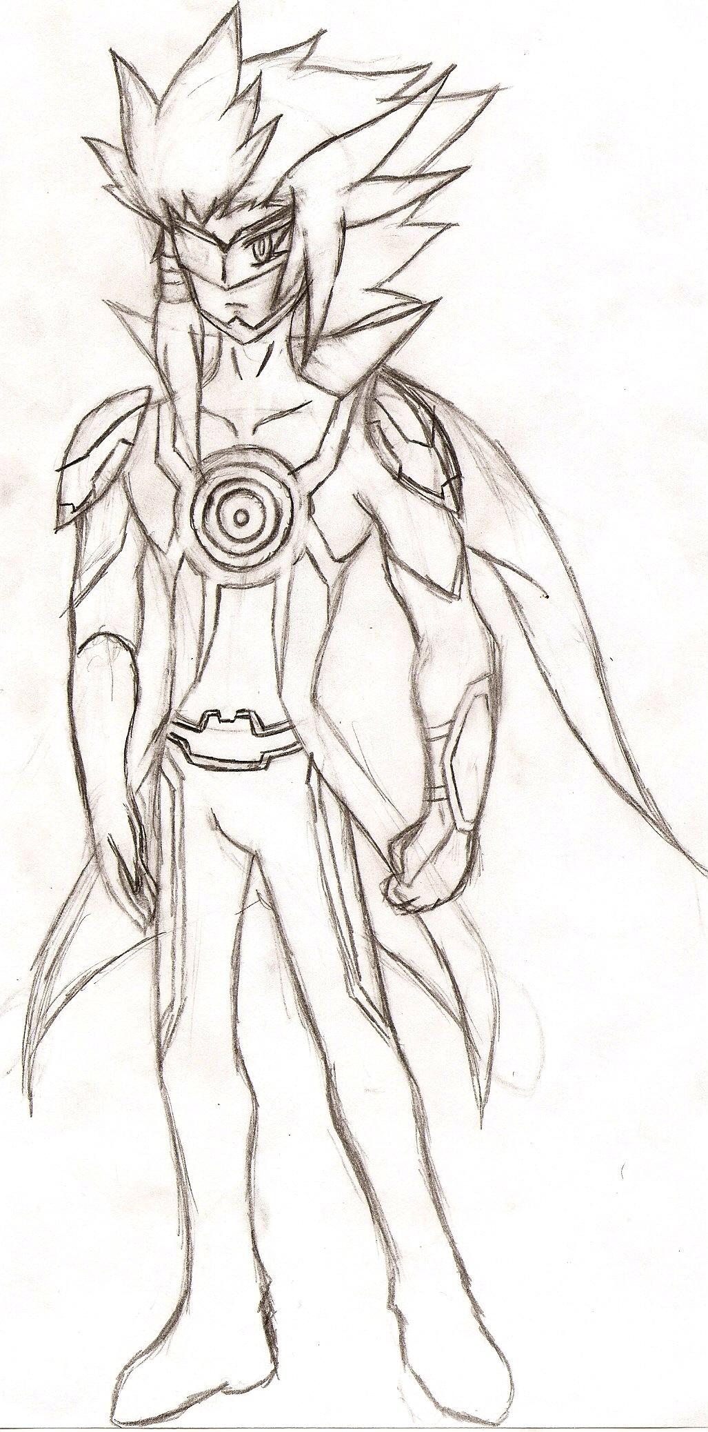 Vrains: Z-Rider by NeonNeoz