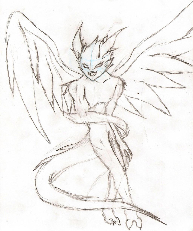 Hero Academia Oc: Wings by NeonNeoz