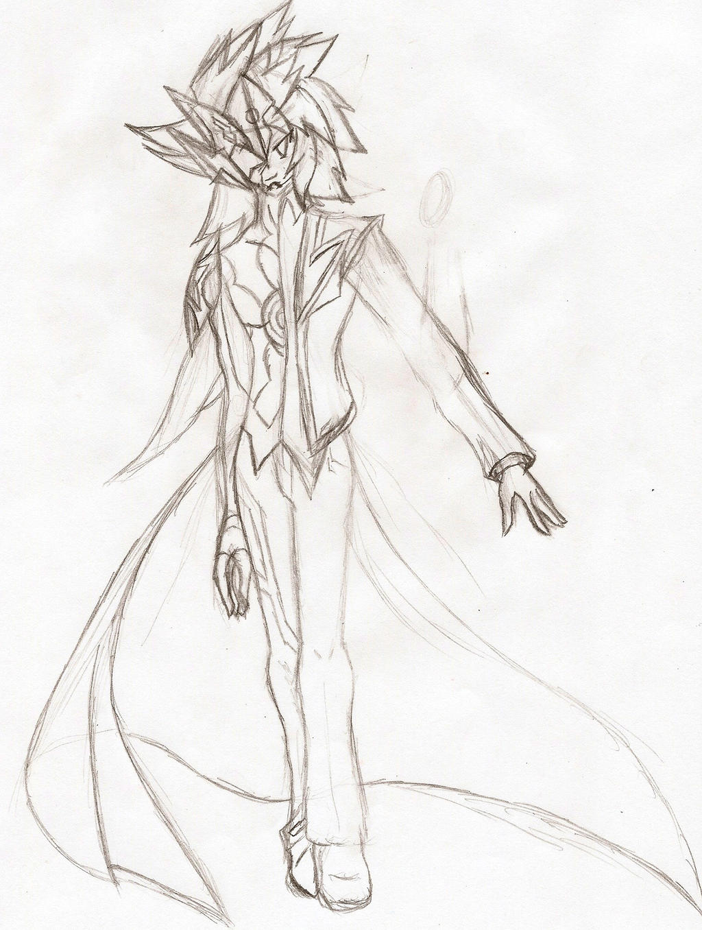 Vrains OC: Two Lives Walked On by NeonNeoz
