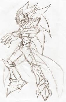 Megaman Starforce OC: Ready