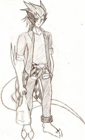 BNHA Oc: Tatsuya's Casual Clothes by NeonNeoz