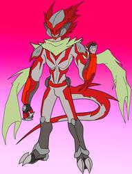 Cosmic War-Dragon