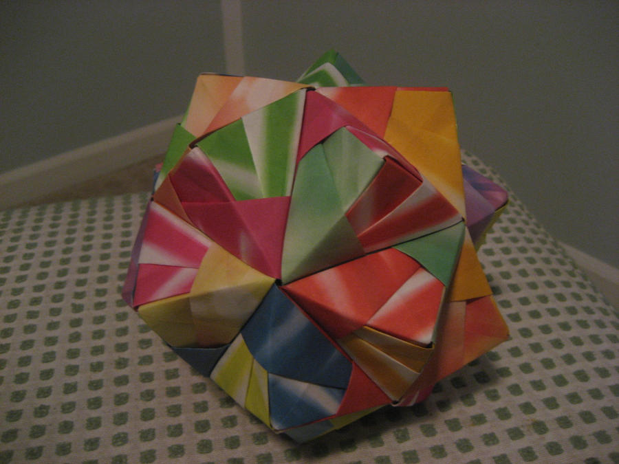 Origami Violin Tutorial