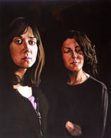 Alexia and Christina No. 3 by dcrow