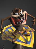 Taz 3D by 3DSud