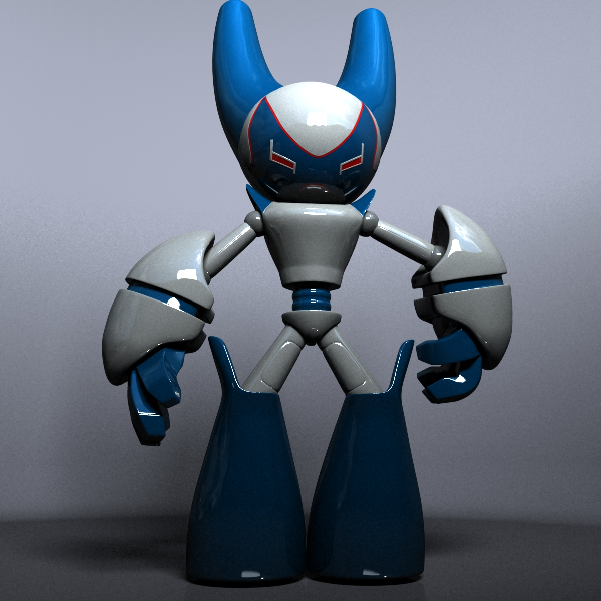Cartoon Robot Toy : Robotboy d by dsud on deviantart