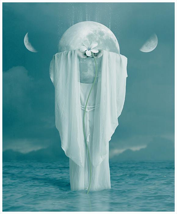 Once In A Blue Moon by FernandoTabanera