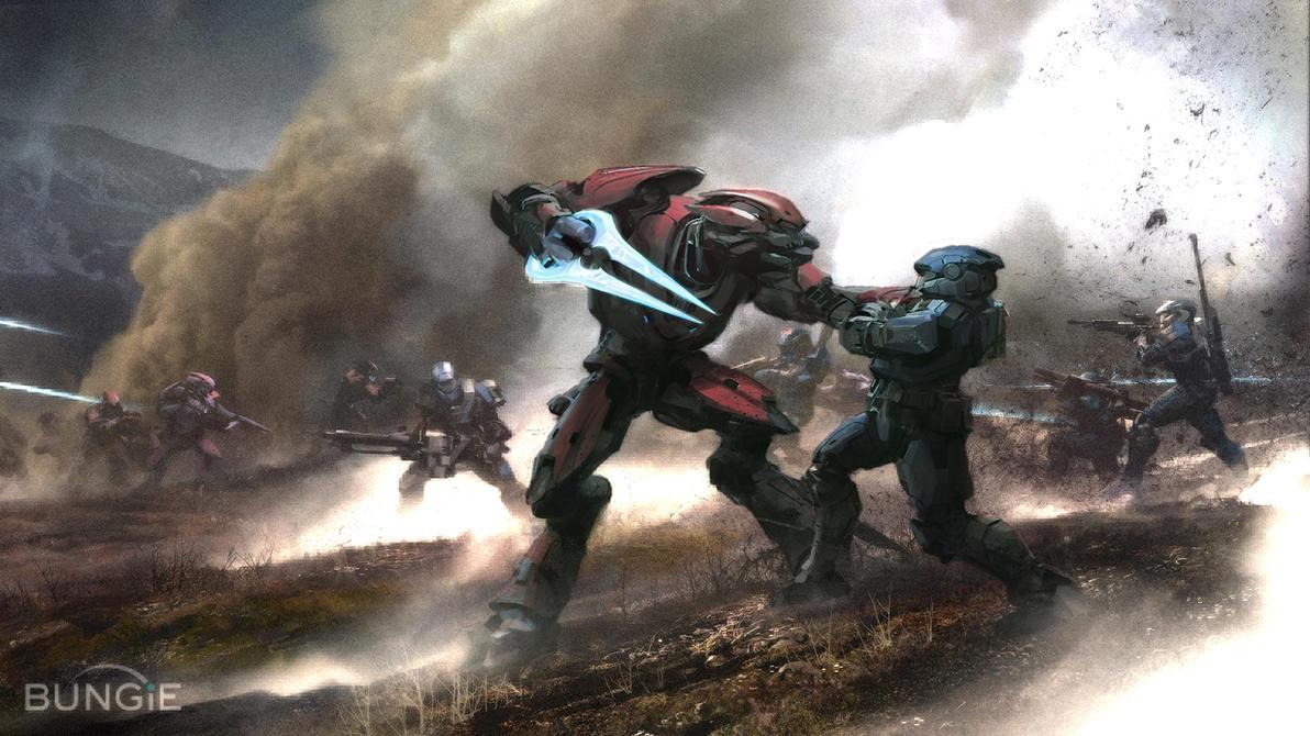 Halo Reach War Highlight by Busk08