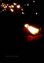 The Dark Light by yoedyoedha