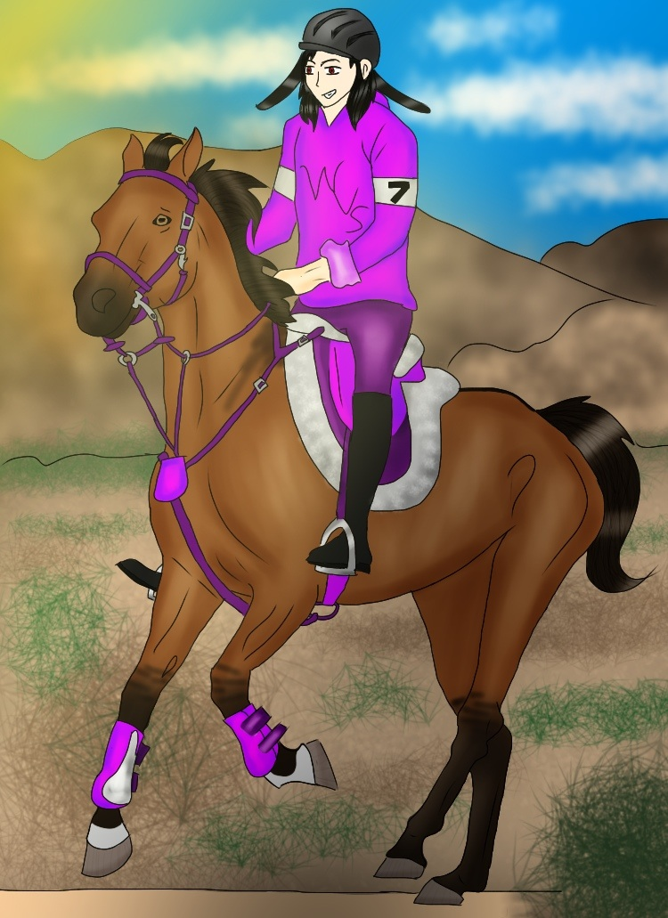 Rengetti Seasonal Show Endurance Entry! by WinterVodka-Stables