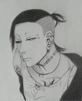 Uta (Tokyo Ghoul) by ShadowofChaos666
