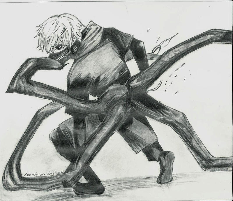 Kaneki Ken 1 By ShadowofChaos666 On DeviantArt