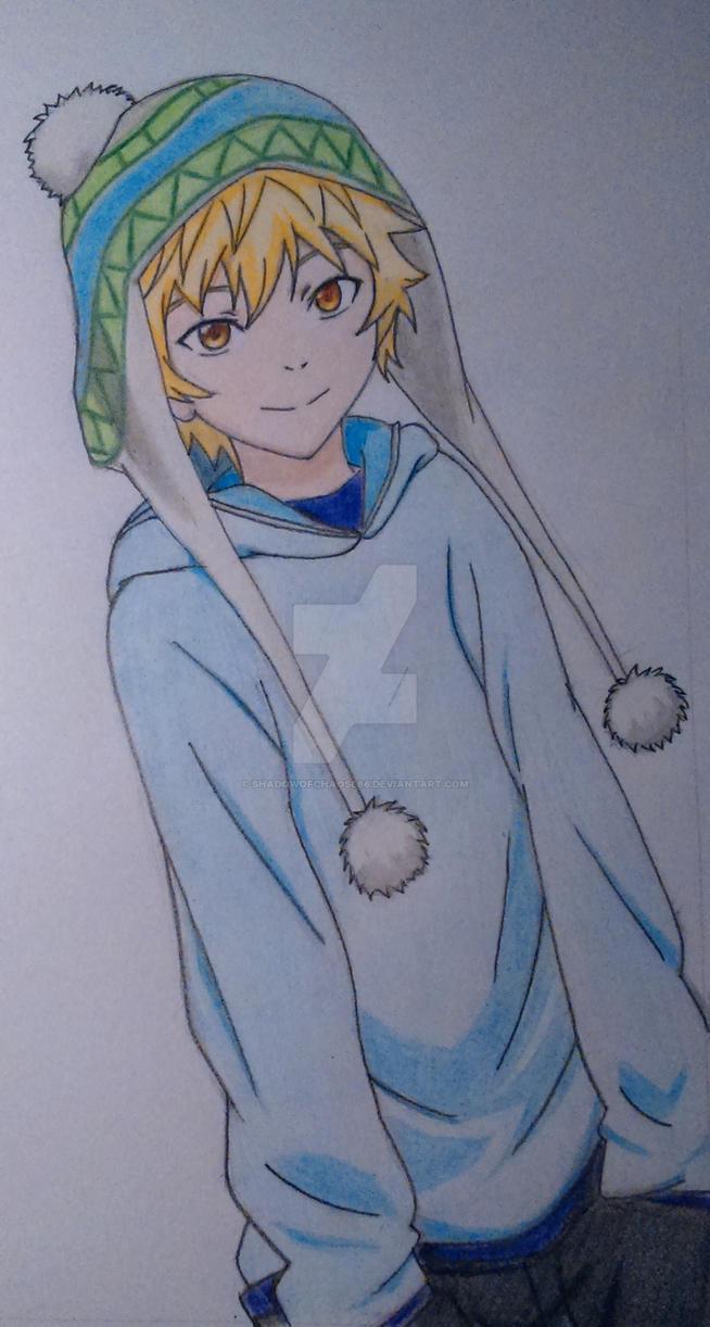 Yukine (Noragami) by ShadowofChaos666