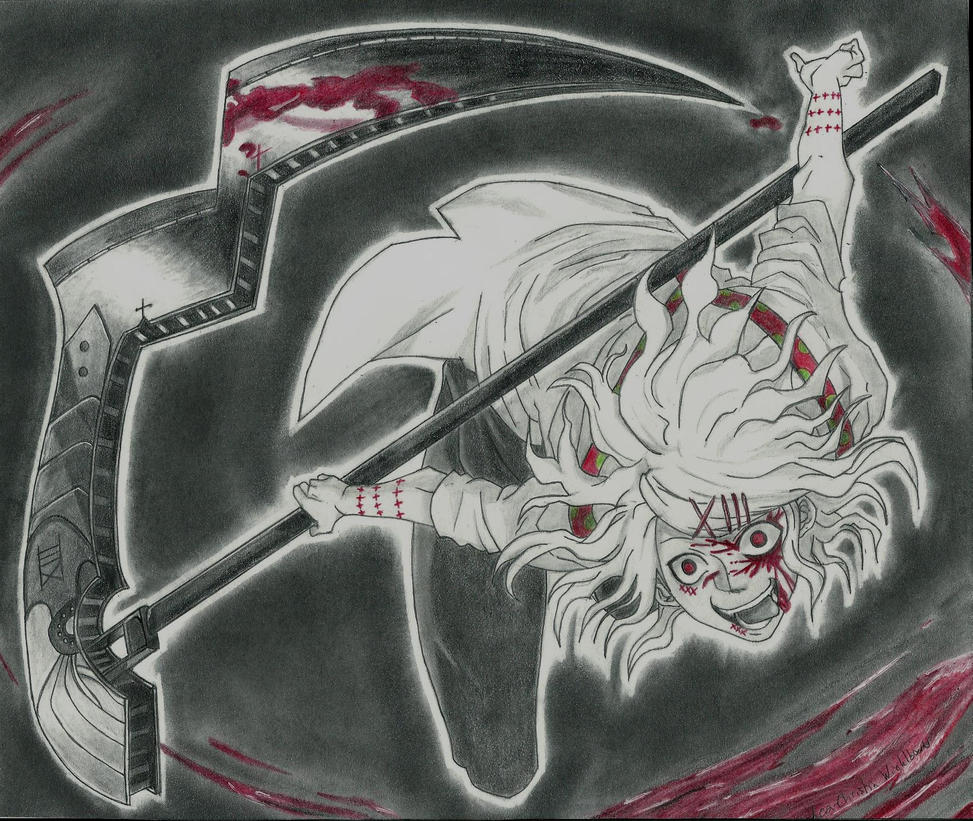 Suzuya  juuzuou(Tokyo Ghoul)' by ShadowofChaos666