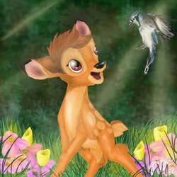 Bambi by 0hMai